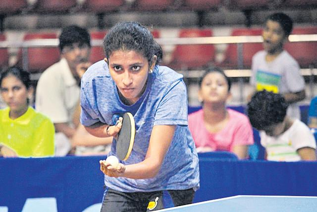 Sailu Sensational Success on the Olympian ankitha - Sakshi
