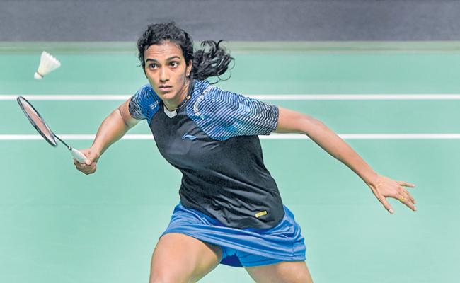 PV Sindhu is confident of successful Japan Open - Sakshi