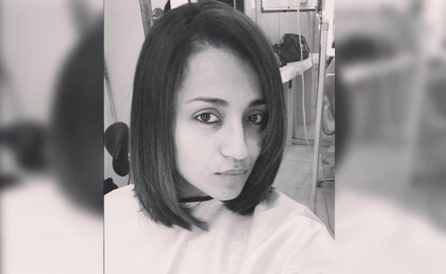 Trisha New hair cut creates Buzz in Social Media - Sakshi