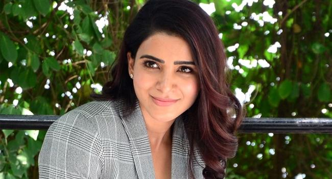 samantha u turn movie promotions - Sakshi