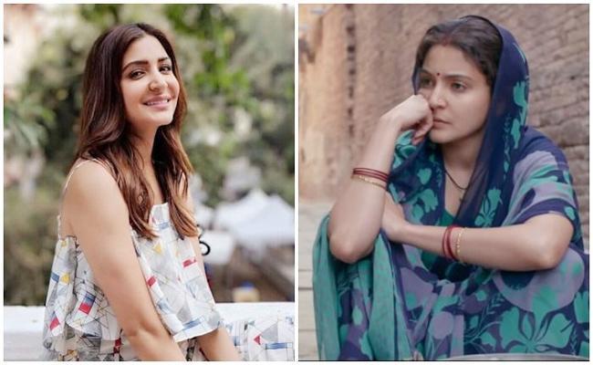 Anushka Sharma Shares her Shooting Journey In Sui Dhaaga - Sakshi