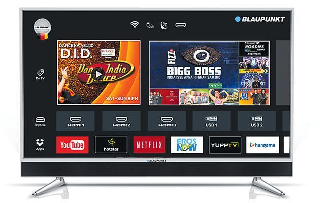 blaupunkt New TV Models Release In India - Sakshi