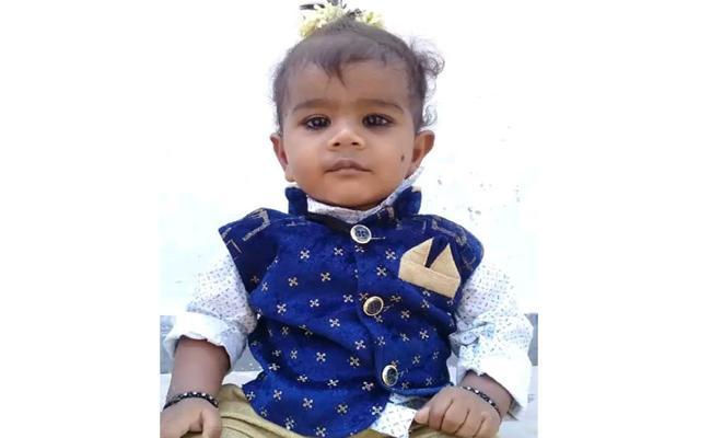 Child Death In YSR Kadapa - Sakshi