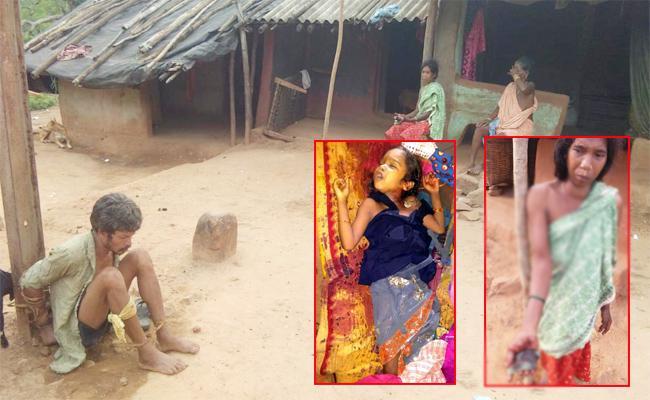Father Killed Daughter In Vizianagaram - Sakshi