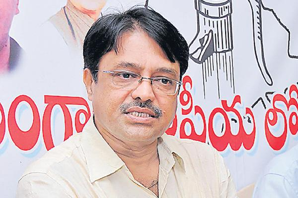 Dileepkumar commented over kcr - Sakshi