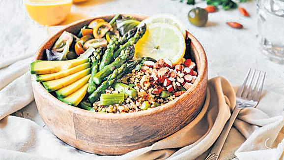 If you change the food its good for heath and earth - Sakshi