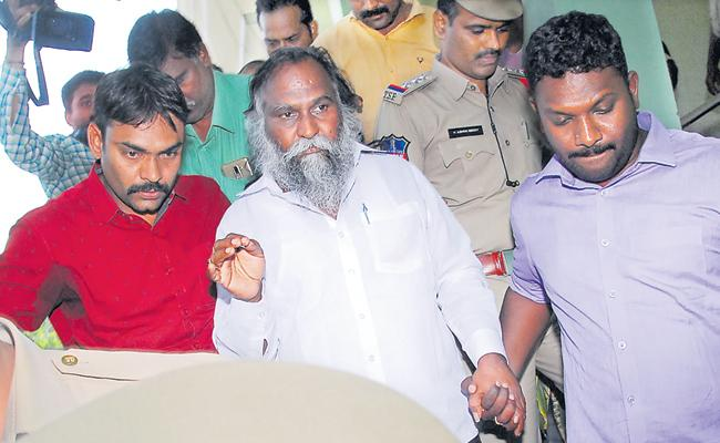 Court Verdict 14 Days Judicial Remand For Ex MLA Jagga Reddy - Sakshi