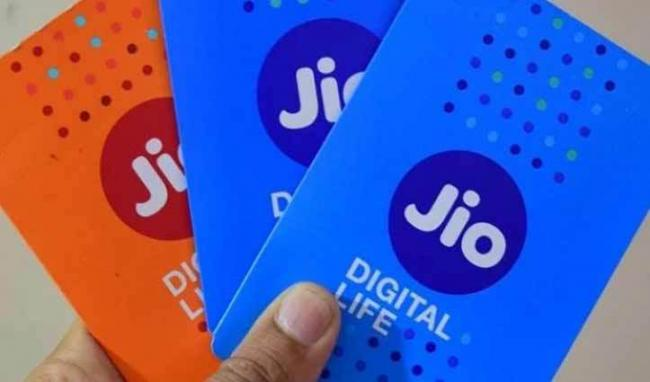 Jio Turns Two : Company Offers 42GB Data Per Month At Rs 100 - Sakshi