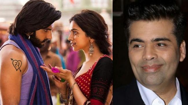 Karan Johar Signaled ON Deepika Padukone And Ranveer Singhs wedding - Sakshi