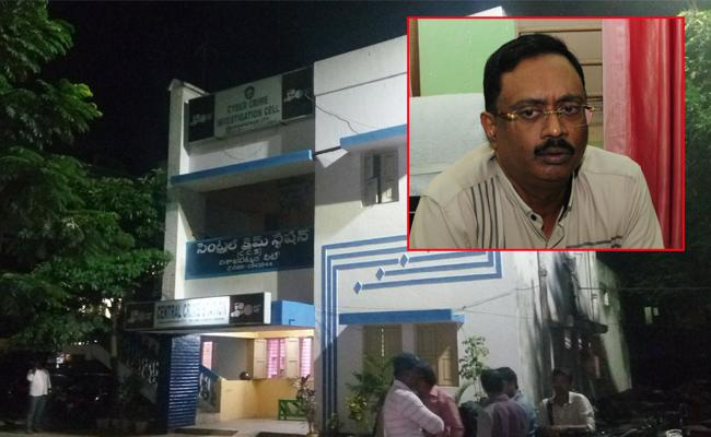 Lockup Death In CPS Visakhapatnam - Sakshi