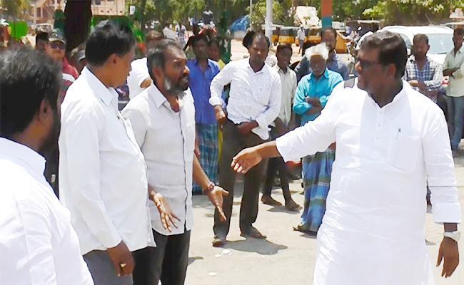 Corruption In Moharram Festival PSR Nellore - Sakshi
