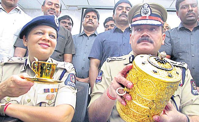 Museum Robbery Case Reveals Human Intelligence - Sakshi
