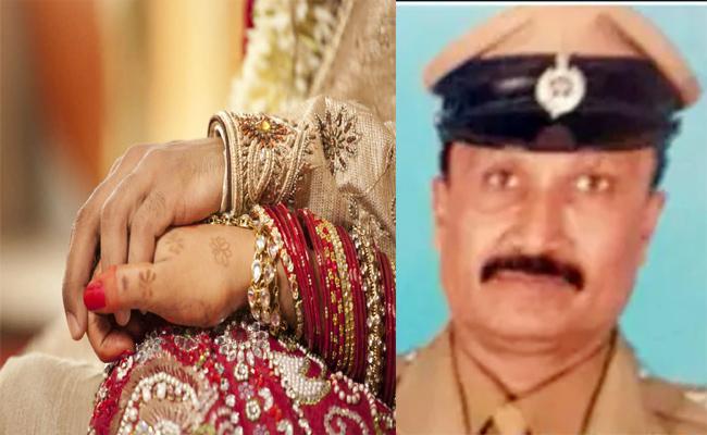 Police Officer Second Marriage After Retirement In Karnataka - Sakshi