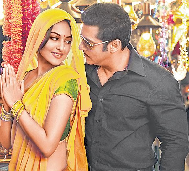 Salman Khan Dabangg 3 coming next year - Sakshi
