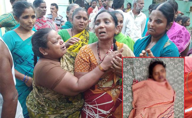 Dumb And Deff Women Commits Suicide In YSR Kadapa - Sakshi