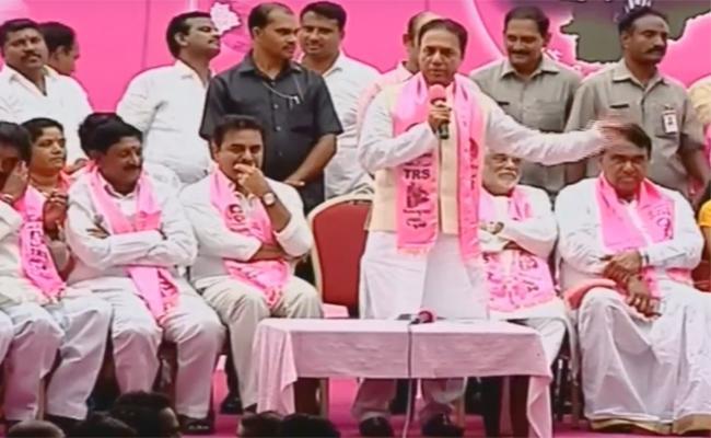 Ex Speaker Suresh Reddy Joins In TRS Party - Sakshi