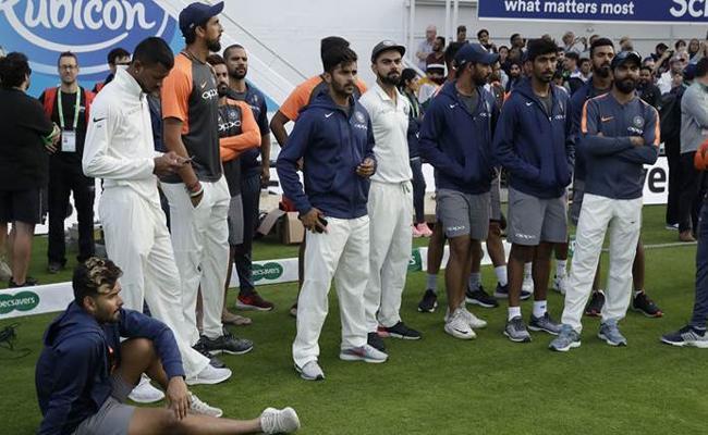 Virat Kohli And Gang Continues To Dominate ICC Test Rankings - Sakshi