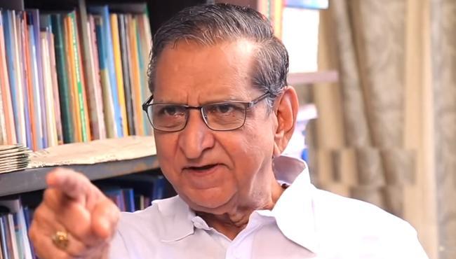 Gollapudi Maruthi Rao Article On Humanity And Responsibility - Sakshi