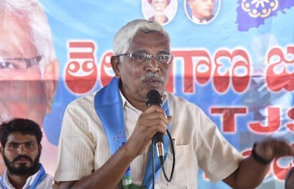 TJS focusing on poll alliances - Sakshi