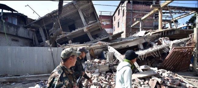 earthquake in northeast india - Sakshi
