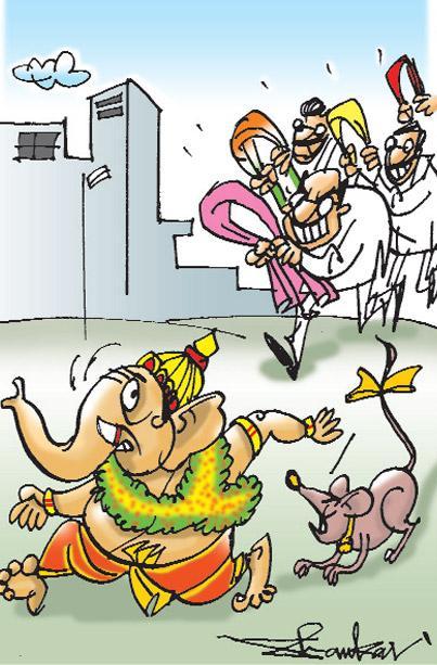 sakshi cartoon(13-09-2018) - Sakshi