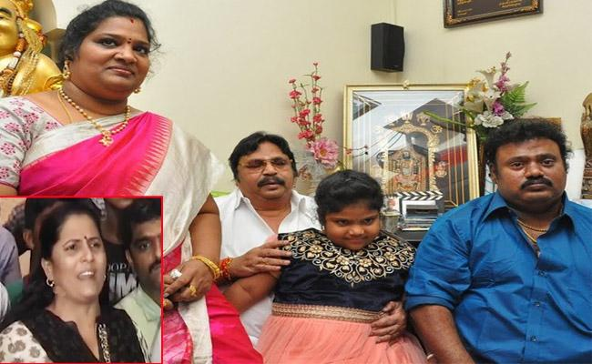 Attack On Dasari Narayana Rao Daughter In Law - Sakshi