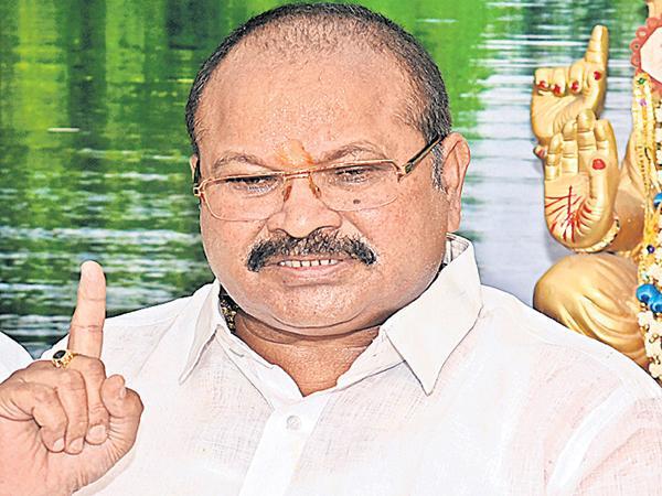 Kanna Lakshminarayana fires on Chandrababu Alliance With Congress - Sakshi