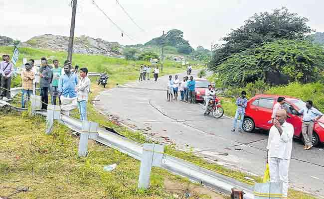 Kondagattu Bus Accident Occurred Due To RTC Greediness - Sakshi