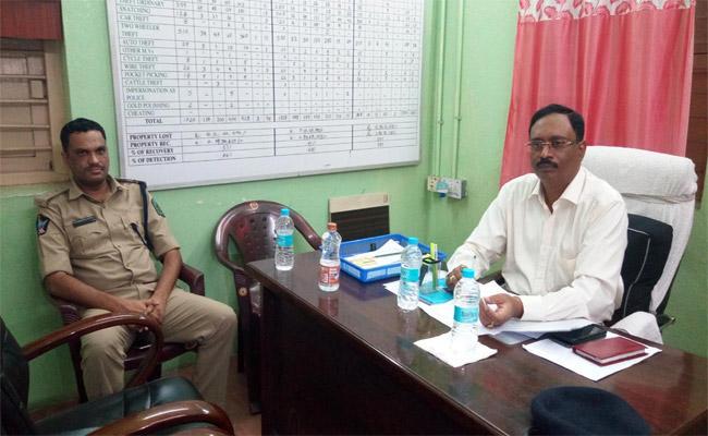Still Mystery on Lockup Death in Visakhapatnam - Sakshi