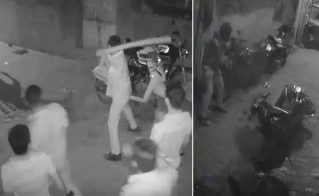The Night of horror in Ahmedabad Chharanagar - Sakshi