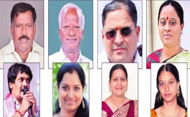 Political Heirs In Race For Assembly Tickets In Warangal - Sakshi