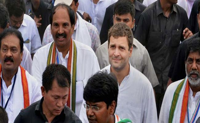 Rahul Gandi Suggestions to Telangana congress leaders - Sakshi