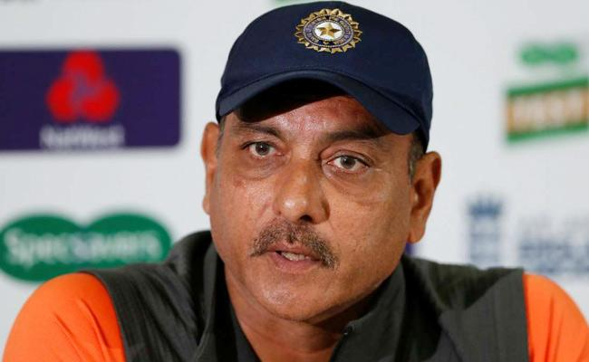 Ravi Shastri  Says Sam Curran Hurt Us - Sakshi