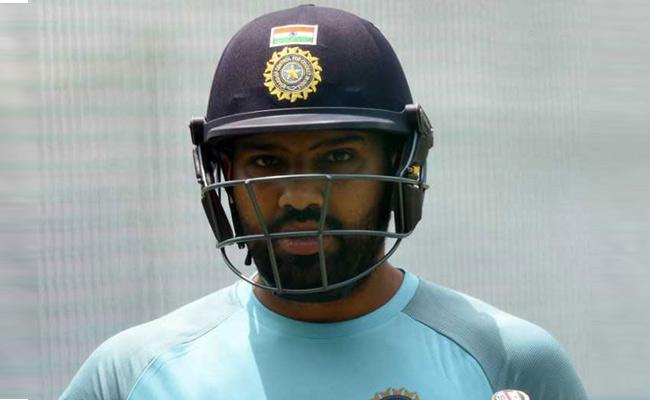 Rohit Sharma Excited Looking Forward To Pakistan Clash - Sakshi