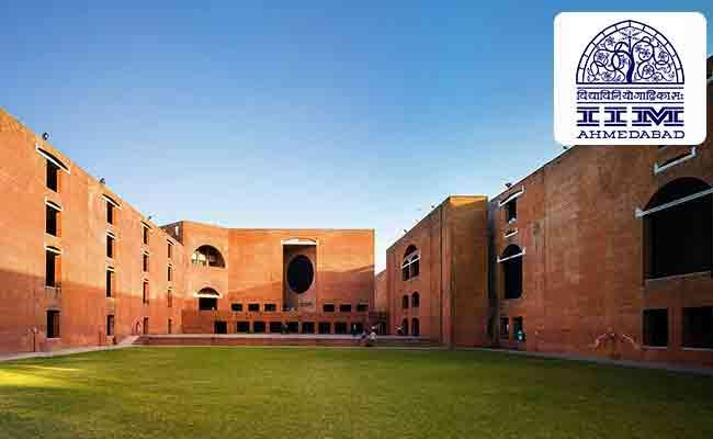 IIM Ahmedabad Stands In First Place Among Business School In India - Sakshi