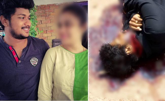 Perumalla Pranai murdered in Miryalaguda - Sakshi