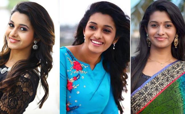 Priya Bhavani Shankar next film is with Hero Atharvaa - Sakshi