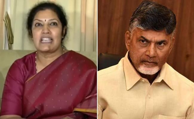 Purandeswari Comments On Chandrababu Naidu Arrest Warrant - Sakshi