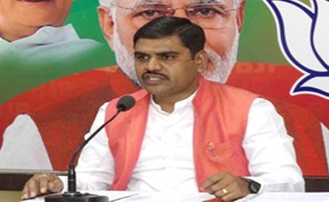 BJP Leader VishnuVardhan Reddy Comments On Chandrababu Non Bailable Arrest Waarant - Sakshi