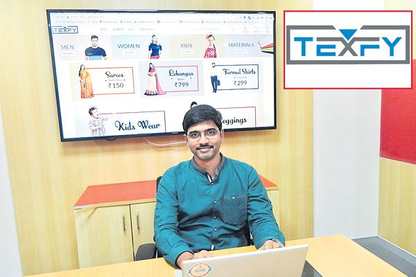 New startup diary texfy - Sakshi