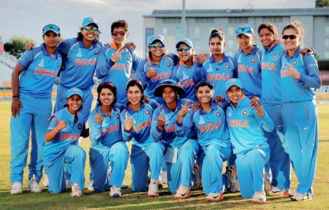 ICC women's championship in india win - Sakshi