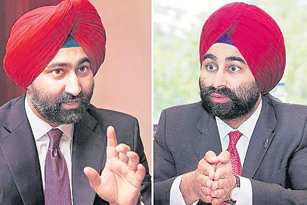 NCLT allows Shivinder Mohan Singh to withdraw plea - Sakshi