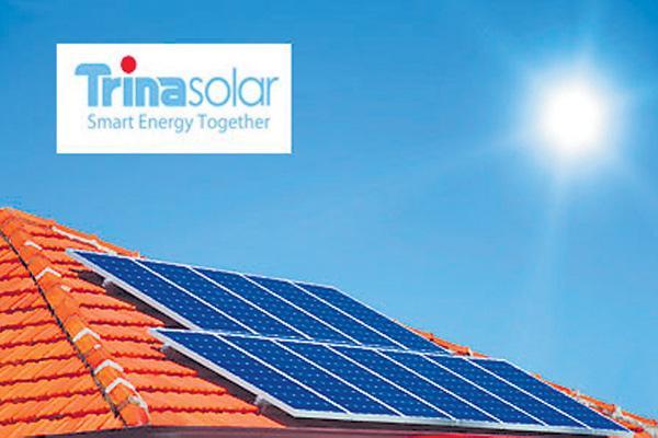 China company Triana Solar Manufacturing Plant in Vizag - Sakshi