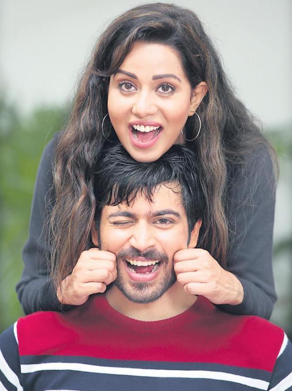 Harish Kalyan, Raiza Wilson new movie is pyaar prema kaadhal - Sakshi