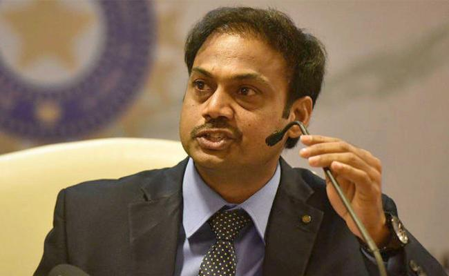 If The Selected Players Dont Deliver We Need To Look At New Faces, MSK Prasad - Sakshi