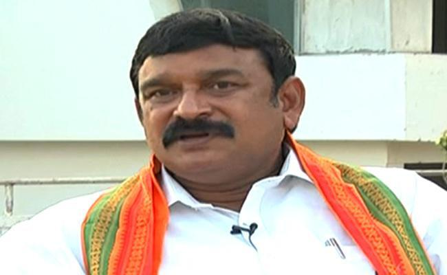 Vishnu Kumar Raju Fire On TDP Over Court Notice - Sakshi