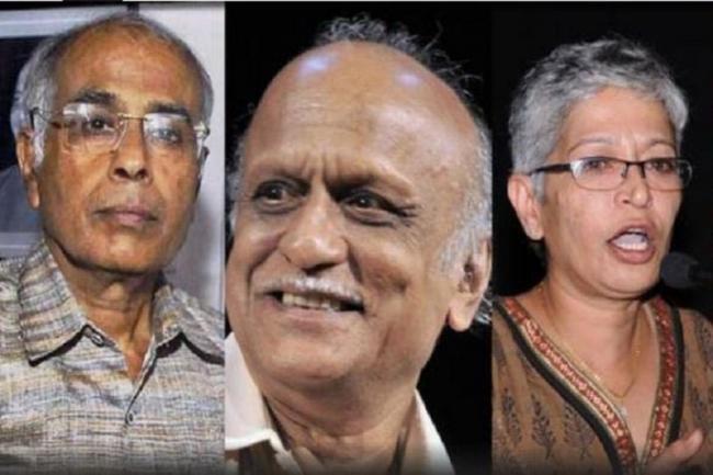 Same group behind killings of Dabholkar, Kalburgi, Lankesh - Sakshi