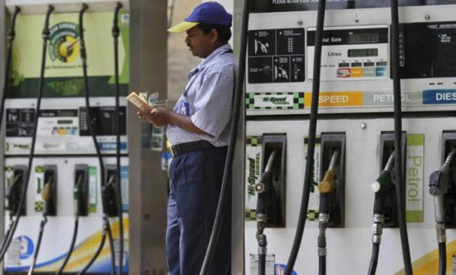 Petrol, Diesel Can Be Sold At Rs 35 to Rs 40, Says Baba Ramdev - Sakshi