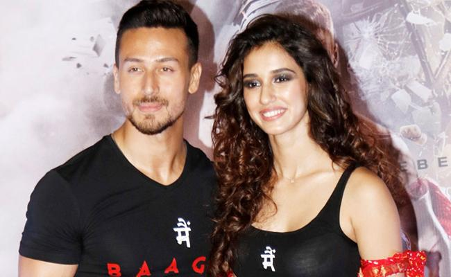 Tiger Shroff FINALLY Opens About Dating Rumours With Disha Patani - Sakshi