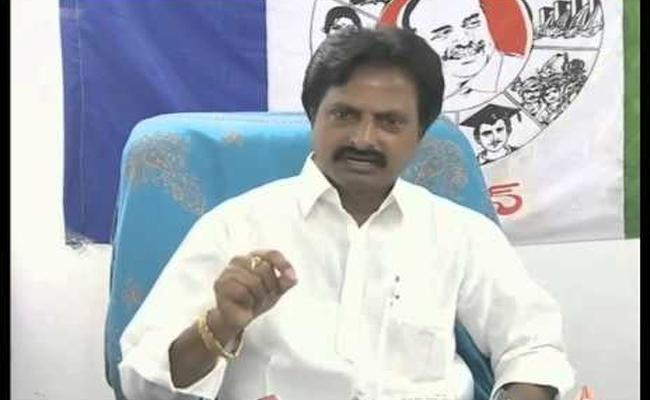 YSRCP Leader Goutham Reddy Fires On Chandrababu Naidu - Sakshi